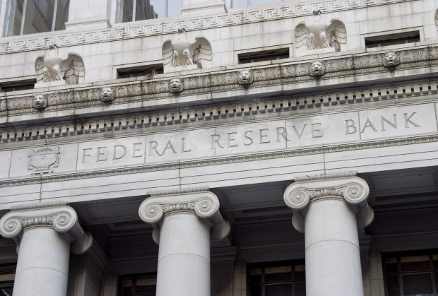 Federal Reserve - stock photo